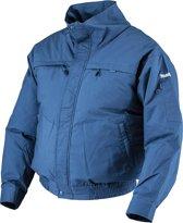 Makita Elektrisch geventileerde jas - Unisex - Blauw maat XL