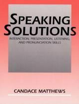 Speaking Solutions Audiocassettes (2)