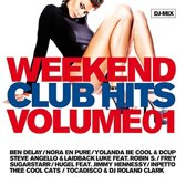 Weekend Club Hits, Vol. 1