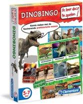 Ik leer door te spelen Dino Bingo