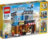 LEGO Creator Hoekrestaurant - 31050
