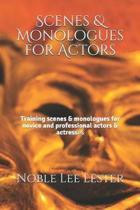 Scenes & Monologues for Actors