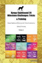 Kyrgyz Sighthound 20 Milestone Challenges