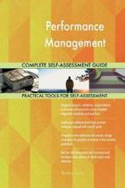 Performance Management Complete Self-Assessment Guide
