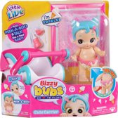 Little Live Bizzy Bubs Peek-A-Boo Baby Swirlee - Speelfigurenset