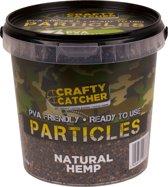 Crafty Catcher Natural Hemp   Particles   1.1L