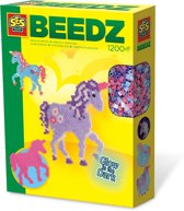 SES Beedz Strijkkralen Glow In The Dark Fantasy Paard