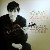 Ysaye Six Sonatas For Solo Violin O