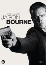 DVD cover van Jason Bourne