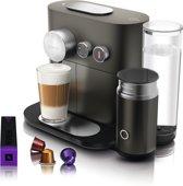 Nespresso Magimix Expert & Milk M500 - Koffiecupmachine - Bruin