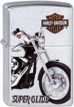 Aansteker Zippo Harley Davidson Street Glide