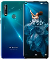 Oukitel C17 Pro 6,35 inch Android 9.0 Octa Core 3900mAh 4GB/64GB Blauw