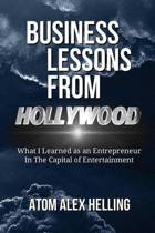 Business Lessons from Hollywood