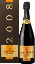 Veuve Clicquot Vintage Blanc Champagne - 2008 - 1 x 75 cl