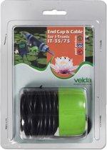 Velda End Cap + Cable voor T-Flow Tronic large