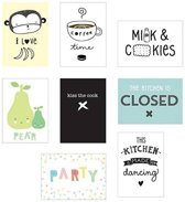 A little lovely company - Poster Lightbox sheets : Kitchen