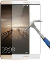 Teleplus Huawei Mate 9 Full Shutdown Glass Screen Protector White