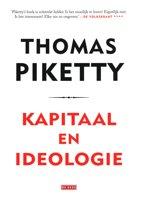 Boek cover Kapitaal en ideologie van Thomas Piketty (Hardcover)