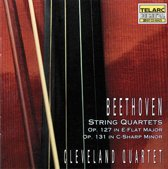Beethoven: String Quartets Op 127 & 131 / Cleveland Quartet