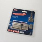 Abus knop cilinderslot E90 met codekaart van Abus SKG *** 50mm - 37mm