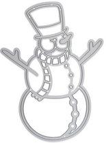 Tonic Studios Mal - Rococo joyful snowman 1376E