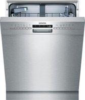 Siemens SN436S03IE iQ300 - Onderbouw Vaatwasser - Zilver