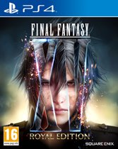 Final Fantasy XV (Royal Edition) PS4