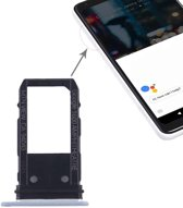 Let op type!! SIM-kaarthouder voor Google Pixel 2(Silver)