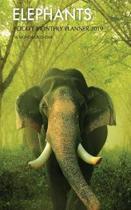 Elephants Pocket Monthly Planner 2019