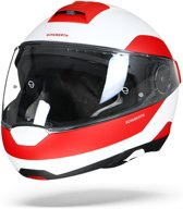 SCHUBERTH C4 PRO FRAGMENT ROOD SYSTEEMHELM M