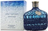 MULTI BUNDEL 4 stuks John Varvatos Artisan Blu Eau de Toilette Spray 125ml