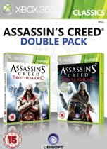 Ubisoft Assassin's Creed Revelations + Brotherhood, Xbox 360