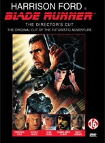 DVD cover van Blade Runner (1982) (The Directors Cut)