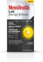 Mens Health Lab Energy Release - 16 Sticks - Voedingssupplement