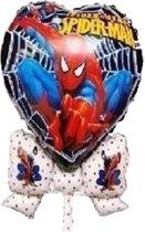 Grote ballon Spiderman 62 cm