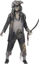 Spookschip Piraat kostuum | Heren verkleedkleding maat M