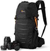 Lowepro Photo Sport BP 200 AW Black |  camerarugzak incl. regenhoes