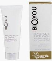 Natuurlijk RADIANT gezichtsmasker met duindoorn en hyaluronzuur