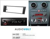 bluetooth autoradio audi a3 8p 1din