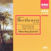 Beethoven: Quartets Op 131 & 132 / Alban Berg Quartett