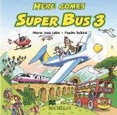 Lobo, M: Here comes Super Bus 3/2 Audio-CDs