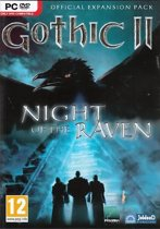 Gothic 2: Night Of The Raven (dvd-Rom) - Windows