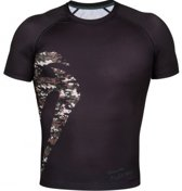 Venum Original Giant Rashguard Black / Camo-XL