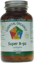 Essential Organics® Super B-50 Complex - 90 Tabletten - Vitaminen