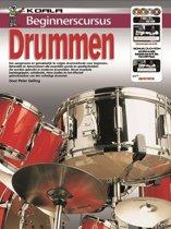 Beginnerscursus Drummen | Boek + CD + DVD