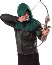 Pijl en Boog van Arrow™ voor volwassenen - Verkleedattribuut