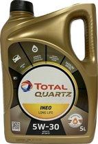 Total Quartz Ineo Longlife 5W-30 - Motorolie - 5L