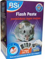 Flash paste 40gr - muizengif tegen muizen