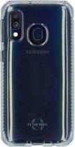 ITSkins Level 2 Spectrum cover - transparent - for Samsung Galaxy A40