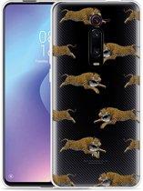 Xiaomi Mi 9T Hoesje Leopard